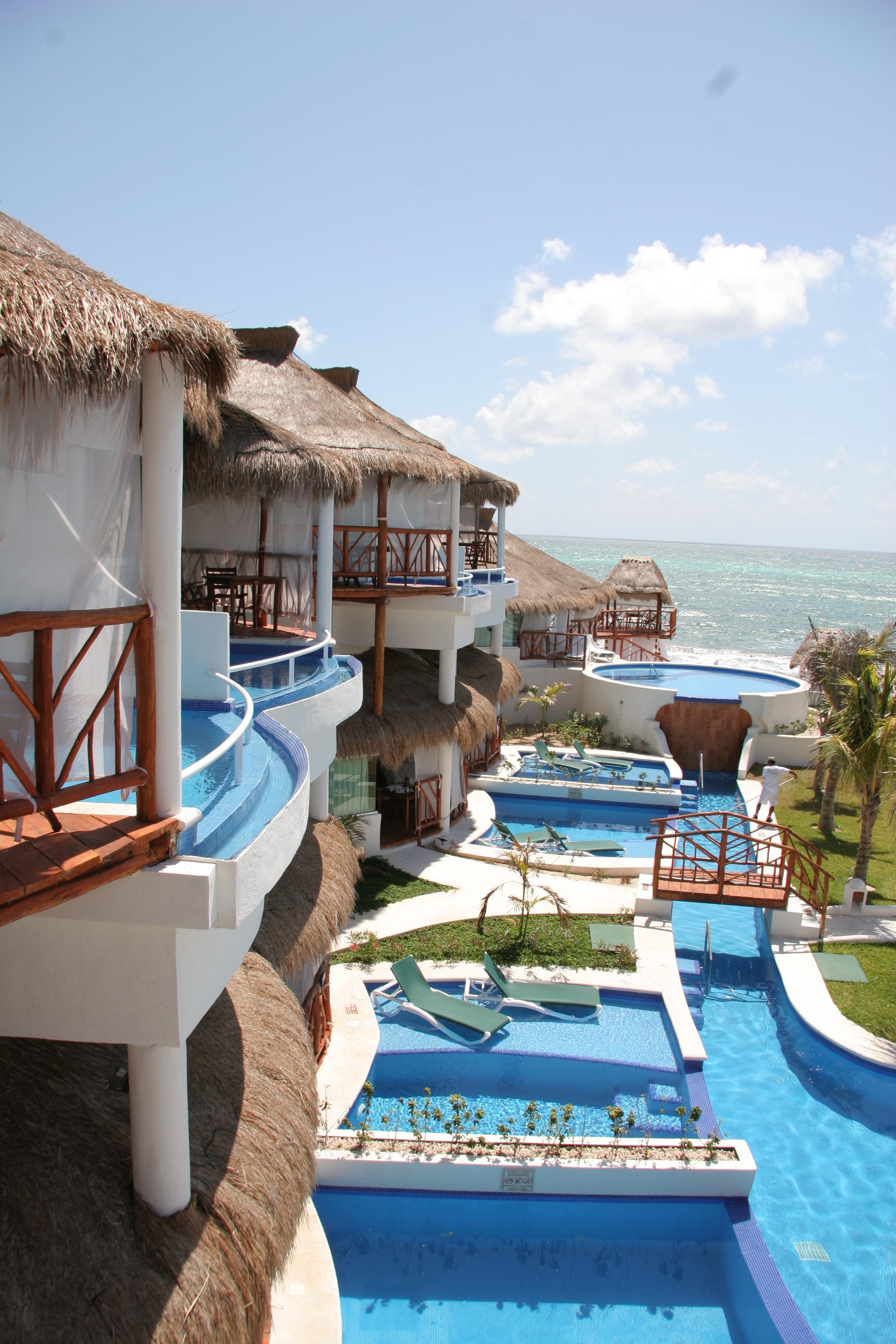 El dorado casitas royale inclusive resort by karisma for El dorado cabins