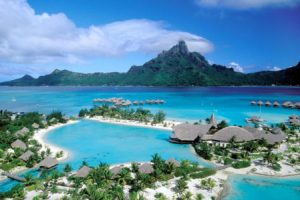 BORA ALL INCLUSIVE OVERWATER BUNGALOW