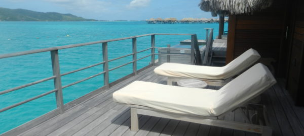 Four Seasons Overwater Villa