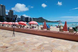 Waikiki Beach - Royal Hawaiian