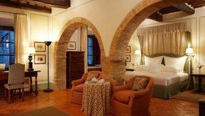 Castello Banfi italy Jr Suite