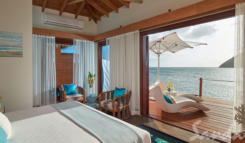 Sandals Grande Ovewater Bungalow