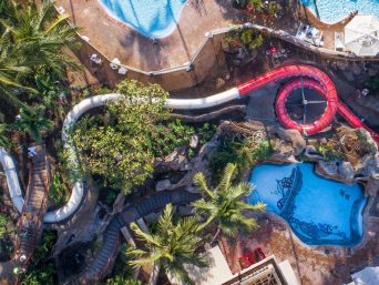 grand wailea tube slide