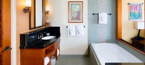 Aulani 1-bedroom-villa-bathroom