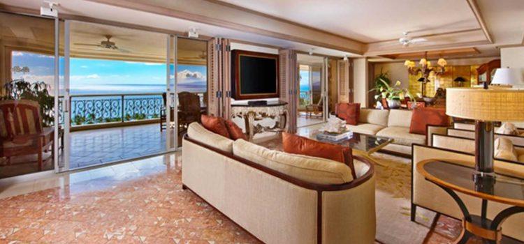 Grand Wailea Suite
