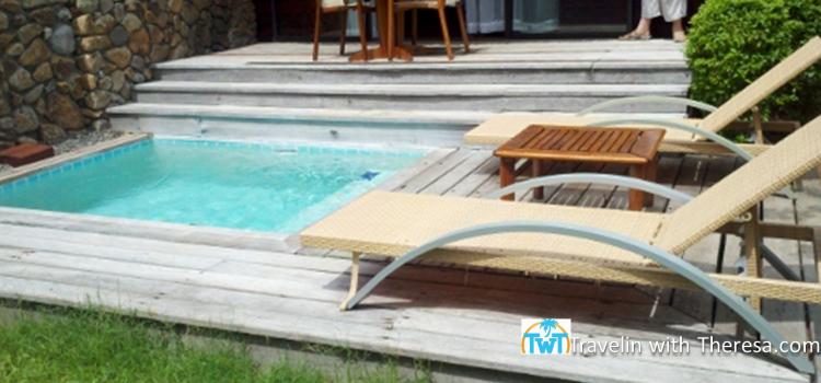 moorea private pool