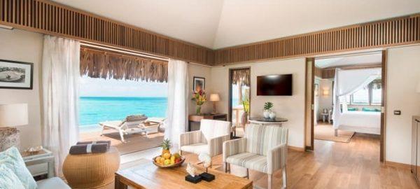 Conrad Bora Royal Living Room