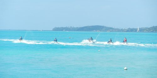 Jet ski Four Seasons Bora
