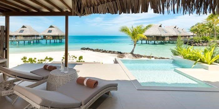 Beach Pool conrad Bora