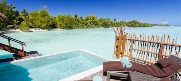 Thalasso Overwater Pool Balcony