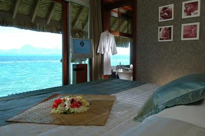 intercontinental Thalasso Diamond Otemenu King Bed View