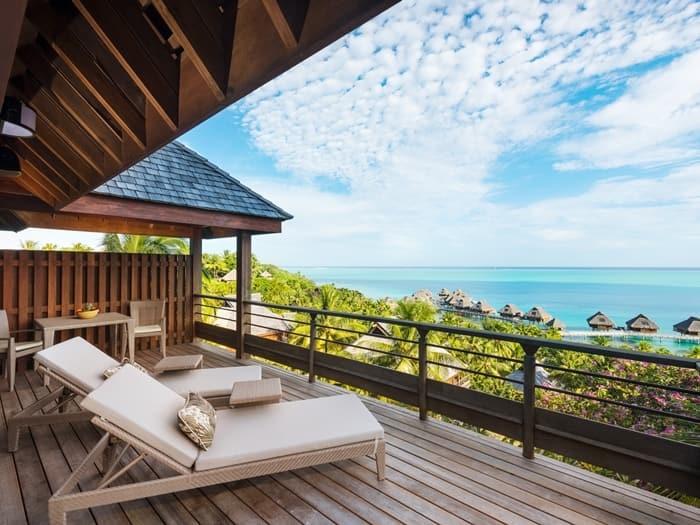 Conra Bora Horizon Ovetwater Villa