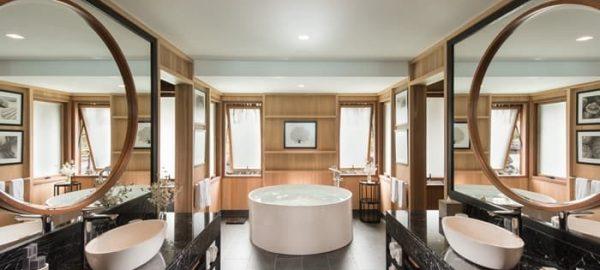 conrad luxury bathroom bora