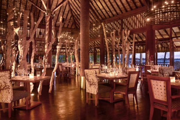 four seasons bora dining