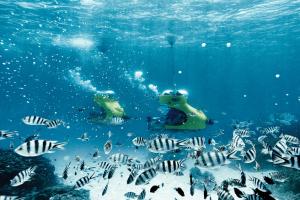 four seasons bora submarine
