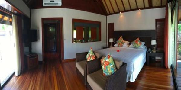 hilton mooera dlx plunge bedroom