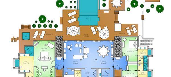 Map-Four-Seasons-Bora-Three-Bedroom-Otemanu-Beachfront-Villa-Estate