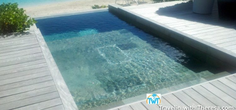 LeMeridien Pool Beach Villa