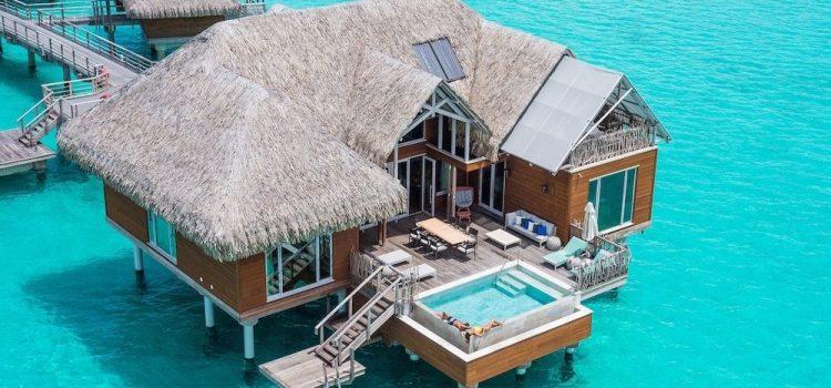 intercon thalasso brando 2 bedroom pool