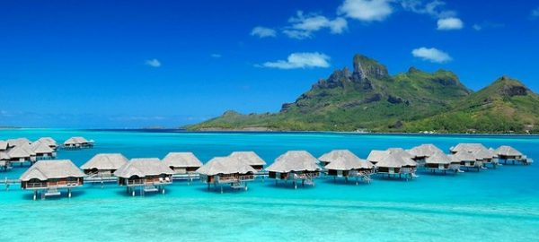 four seaons bora bora mountain view