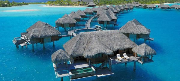four seasons bora bora otemenu view