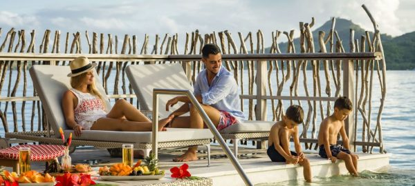 Kids stay at Intercon Thalasso