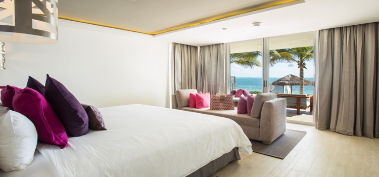 Breathless Cancun - Presidential Suite Swimout