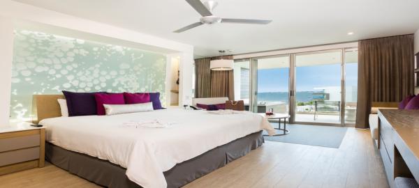 Breathless Cancun club Jrste Oceanview