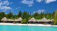 Beach Villa - Le-Meridien-Overwater-Bungalow