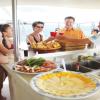 dolphin sail food