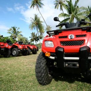 intercontinental moorea 4x4