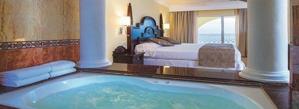 riu palace cabo suite jacuzzi