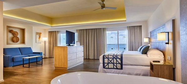 Riu Suite Sea view