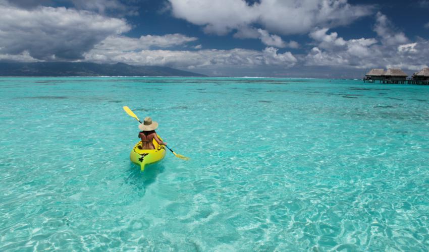 Sofitel Moorea Ia Ora Beach Resort - kayak