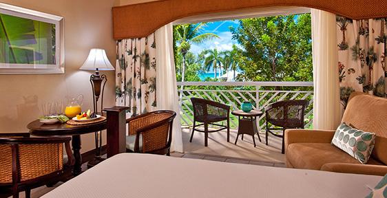 Beaches tks caribbean king balcony