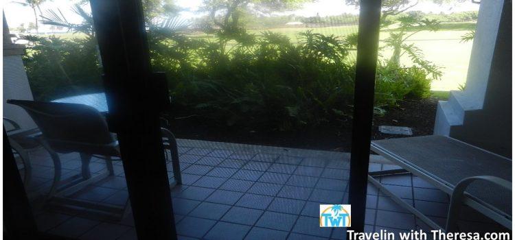 Fairmont lanai view garden Suite
