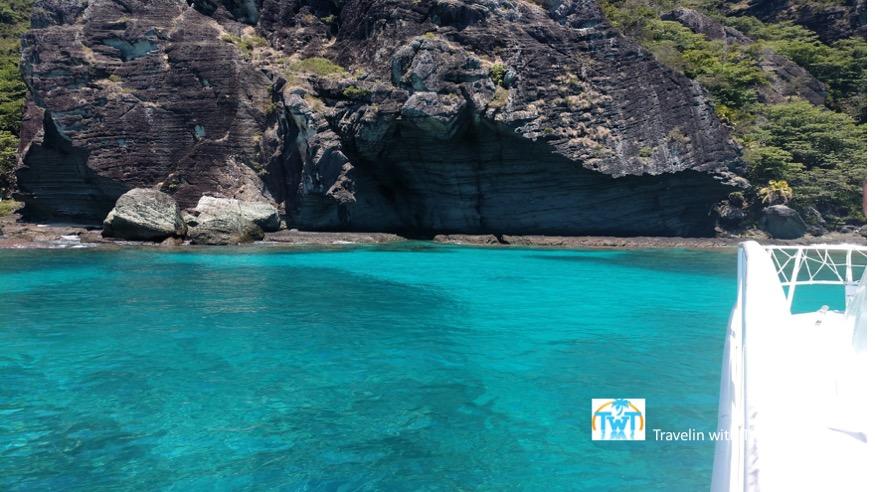 Fiji Snorkel cave