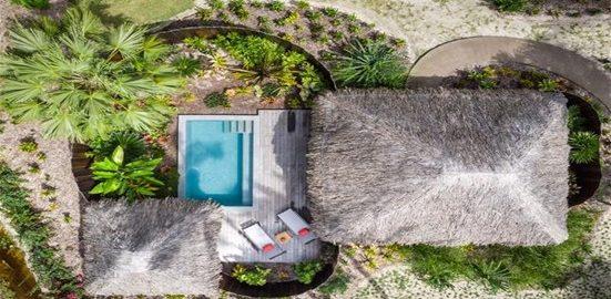 le bora private pool garden