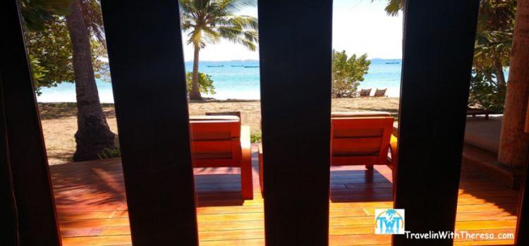liku beachfront view