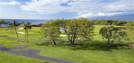 fairmont orchid oceanview