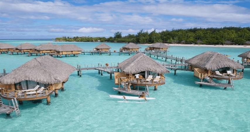 pearl lagoon overwater