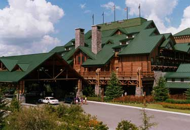 disney fort wilderness resort