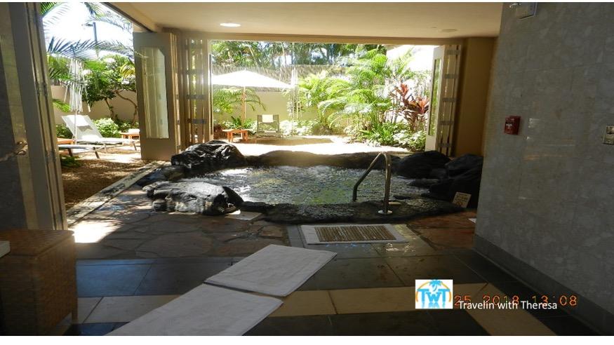 Hilton Spa Waikoloa