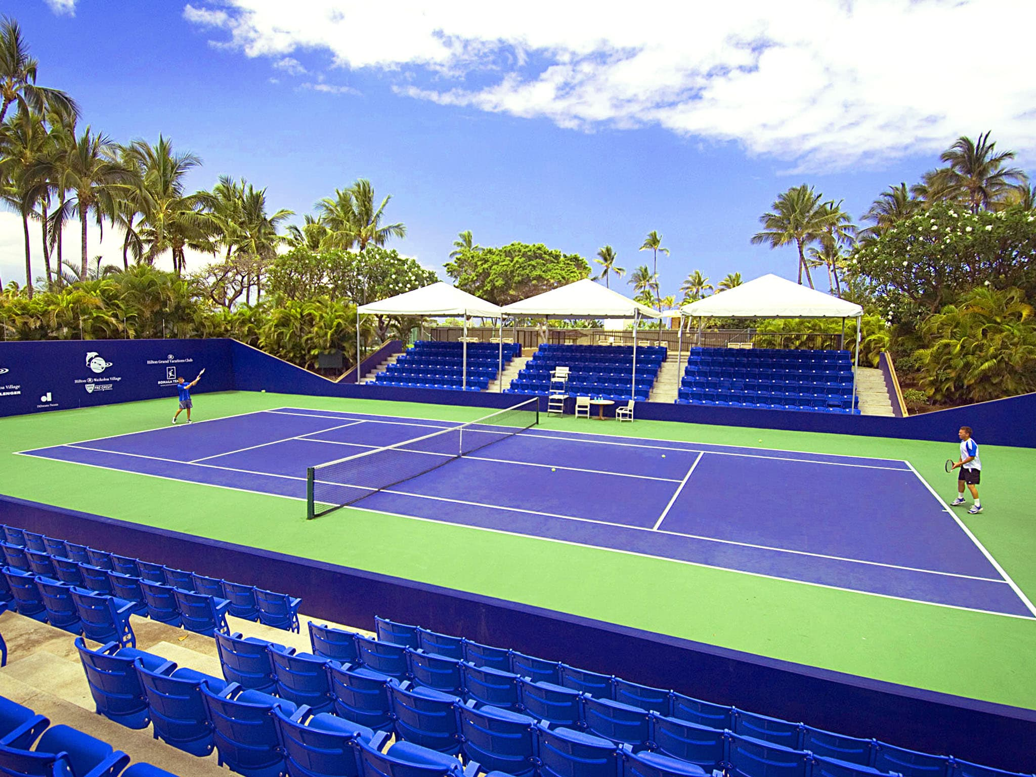 Hilton Waikoloa Tennis