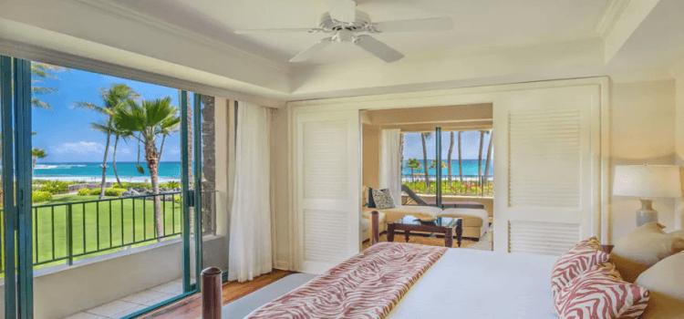 Hyatt Kauai OV Suite King Bed