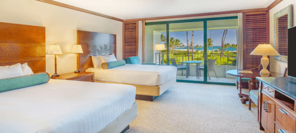 Hyatt Kauai Ocean Queen