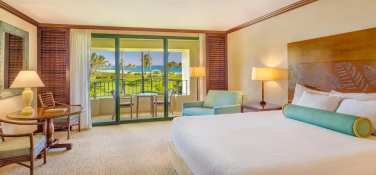 Hyatt Kauai Ocean King