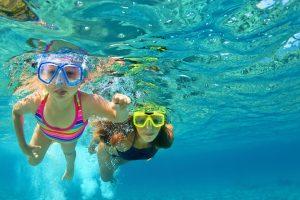 caribbean snorkel