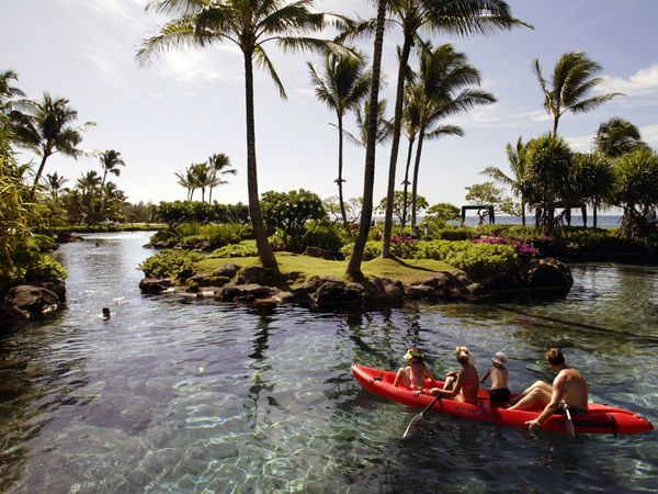 hyatt kauai family vacation