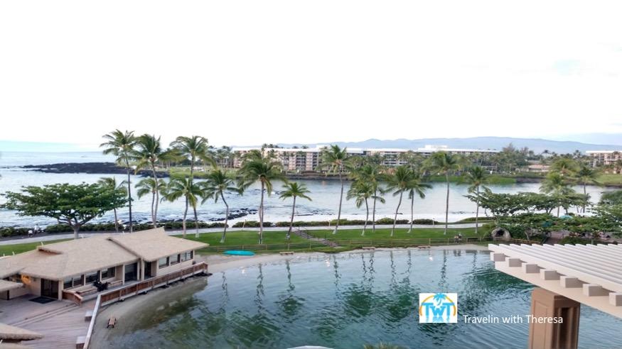 Hilton waikoloa Makai lagoon view